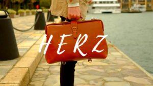 【HERZ(ヘルツ)】映画やドラマにも使われる革メーカー。